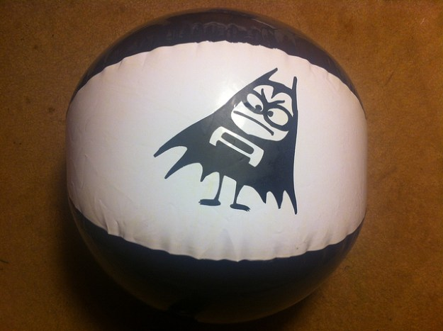 aquabats beach ball