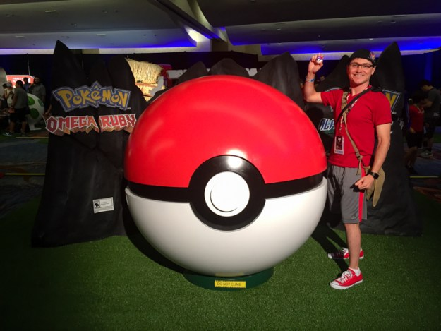 Nintendo Lounge pokeball