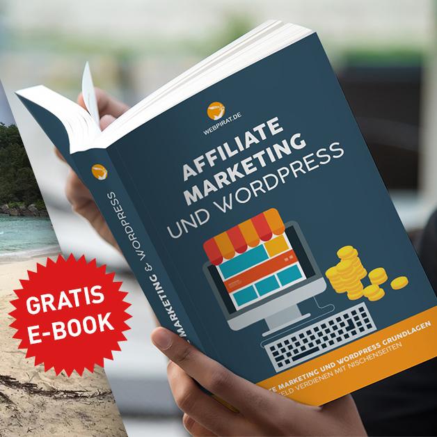 Kostenloses E-Book Online Marketing Nischenseiten
