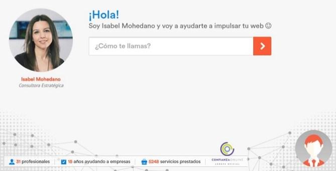 Análisis SEO gratis con Webpositer