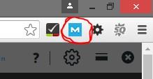 MozBar extensión SEO Google Chrome