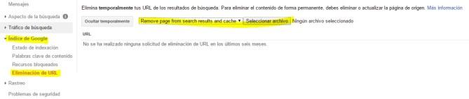 Extensión Chrome para SEO