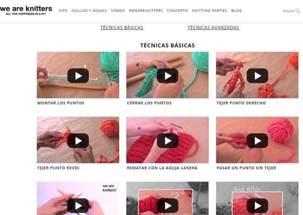 Vídeos para tiendas online