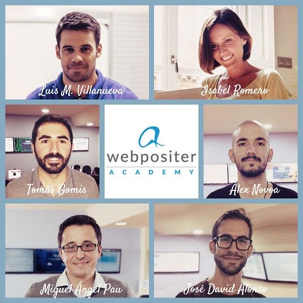 Curso SEO Webpositer Academy
