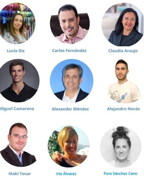 Conferencias de Somos Emprendedores Digitales, evento Marketing Online Vigo
