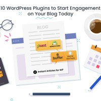10 WordPress Plugins to Start Engagement on Your Blog Today