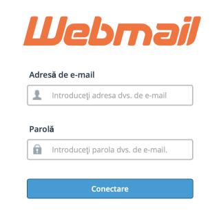 Acces Webmail