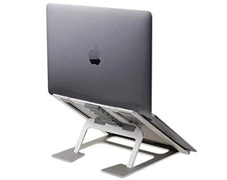 Soudance Adjustable Ventilated Laptop Stand -best adjustable laptop stand