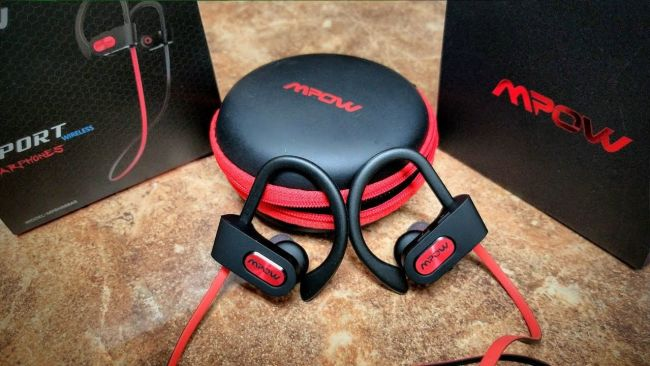 Mpow Flame Bluetooth Headphones Best selling wireless earbuds