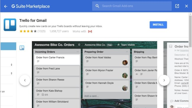how to install gmail add ons