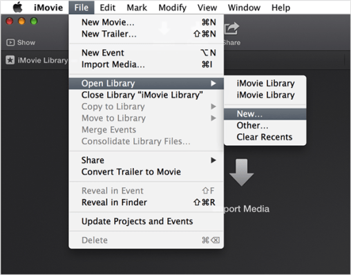 how to export a video from imovie