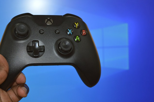 xbox one controller to PC