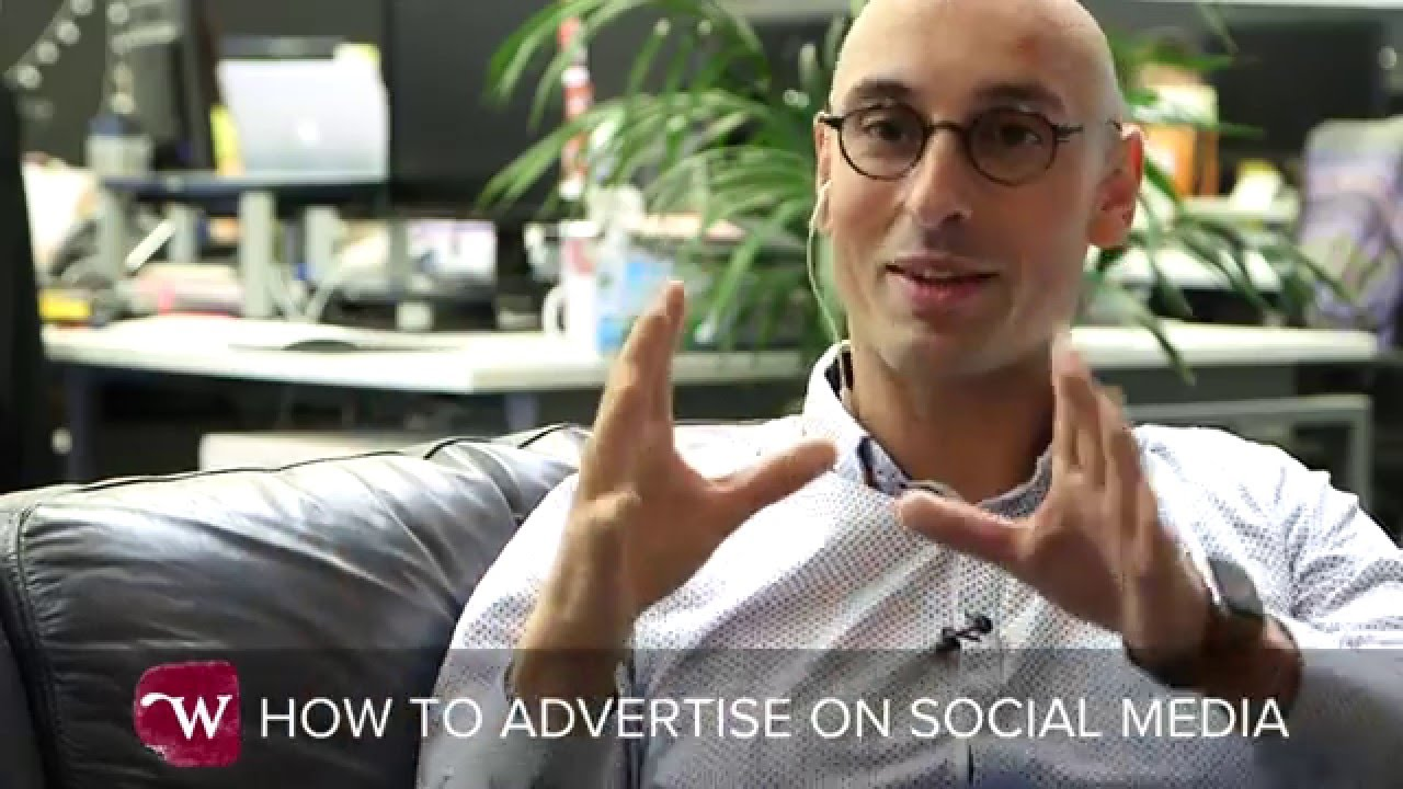How to advertise on social media