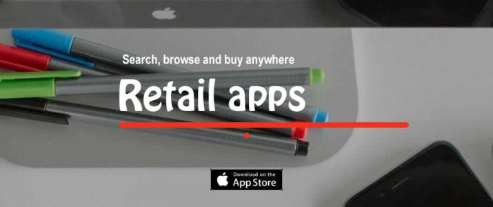 Retail mobile apps