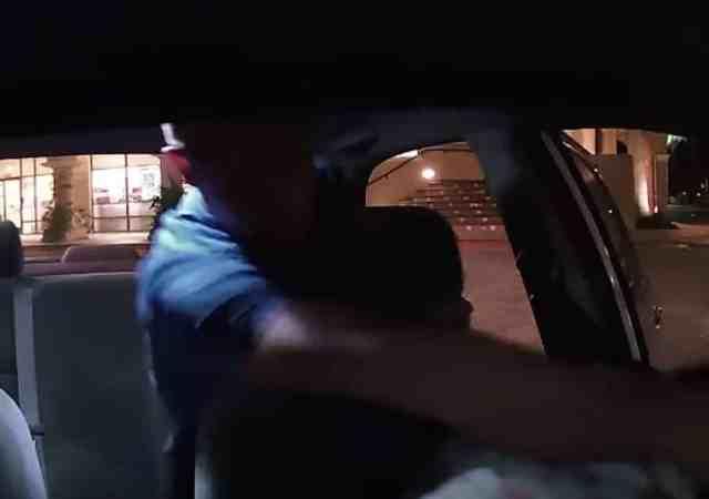 Uber Driver Records Drunk Passenger's Brutal Attack