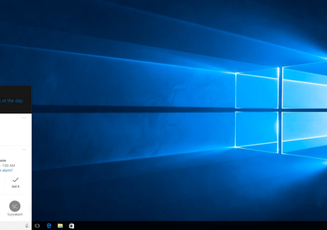 Microsoft Adds Reminder, Calendar Features to Cortana