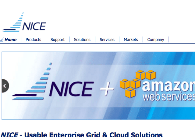 Amazon Is Acquiring Software Company NICE