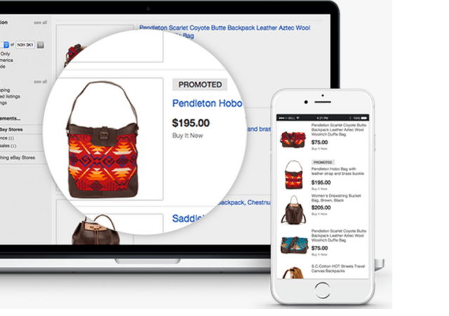 eBay Adds Product Categories to Promoted Listings