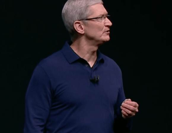 CEO Tim Cook Pushes Cashless Society and Predicts AI in all Apple Products