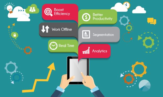 5 Best CRM Mobile Apps for Doing Business on the Go