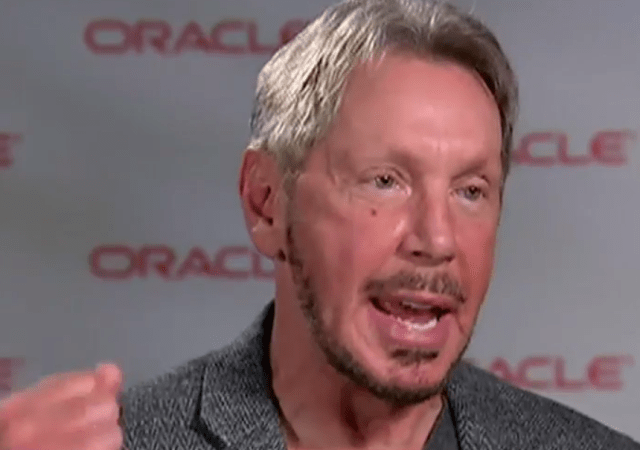 Larry Ellison: Amazon uses Oracle, not Amazon to Run Their Business... Because AWS is Not Good Enough