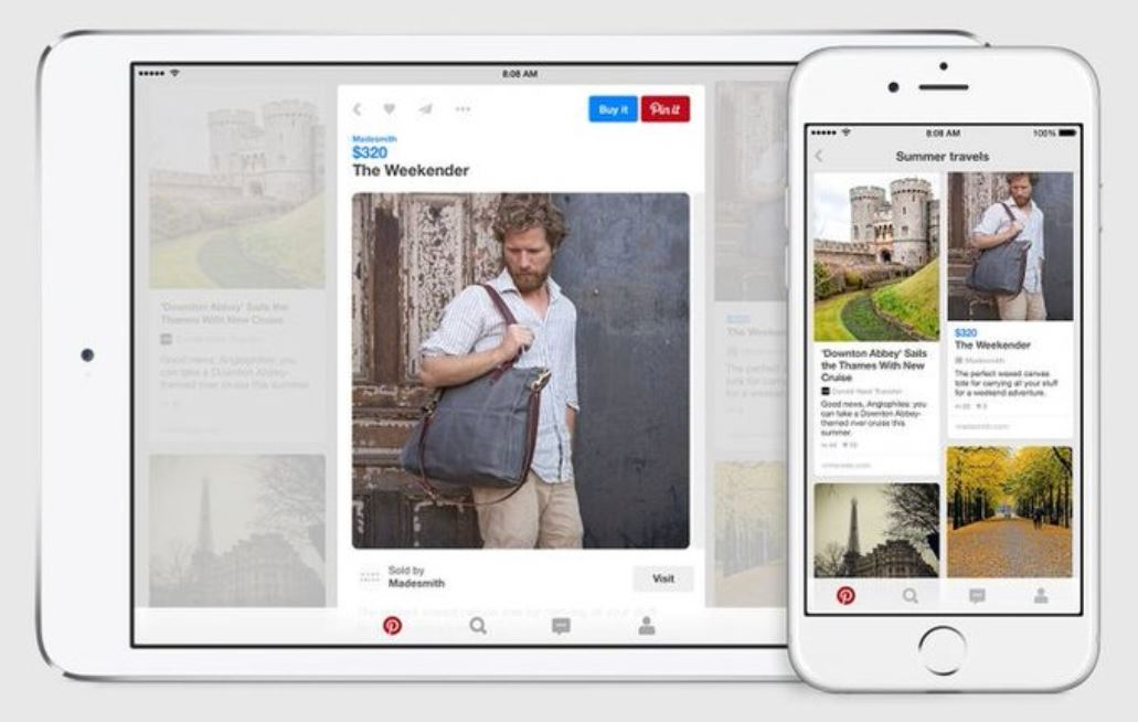 Pinterest's Latest 'Product Pin' Feature Gives Sellers 40% More Clicks