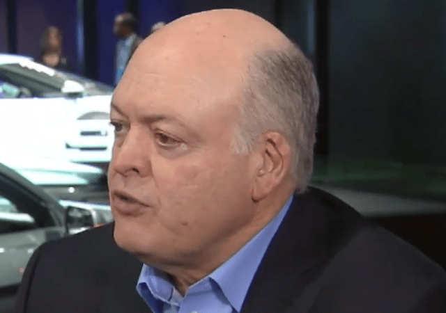 Vehicles of the Future - So Intelligent They Could Drive Themselves, Says Ford CEO