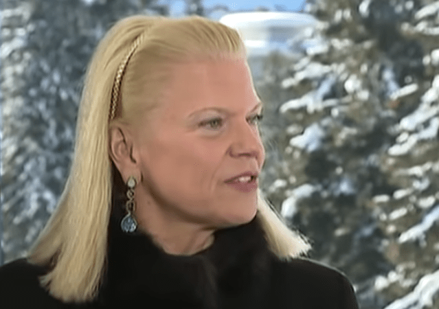 IBM CEO: We Will Be Number One in Hybrid Cloud