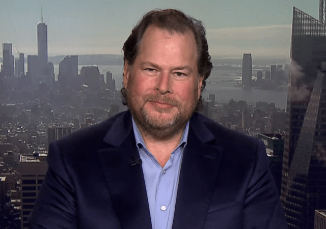 Tableau With Salesforce Supercharges Our Organizations, Says Salesforce CEO Marc Benioff