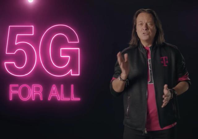 T-Mobile 5G For All