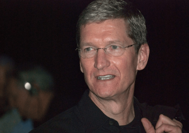 Tim Cook's Security Costs Apple $700,000 a Year
