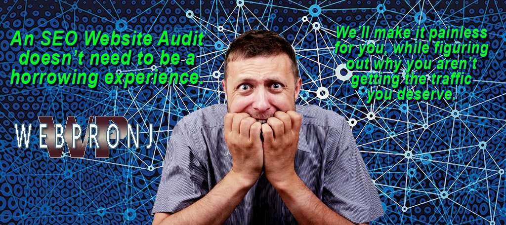 Website Audit - WebProNJ