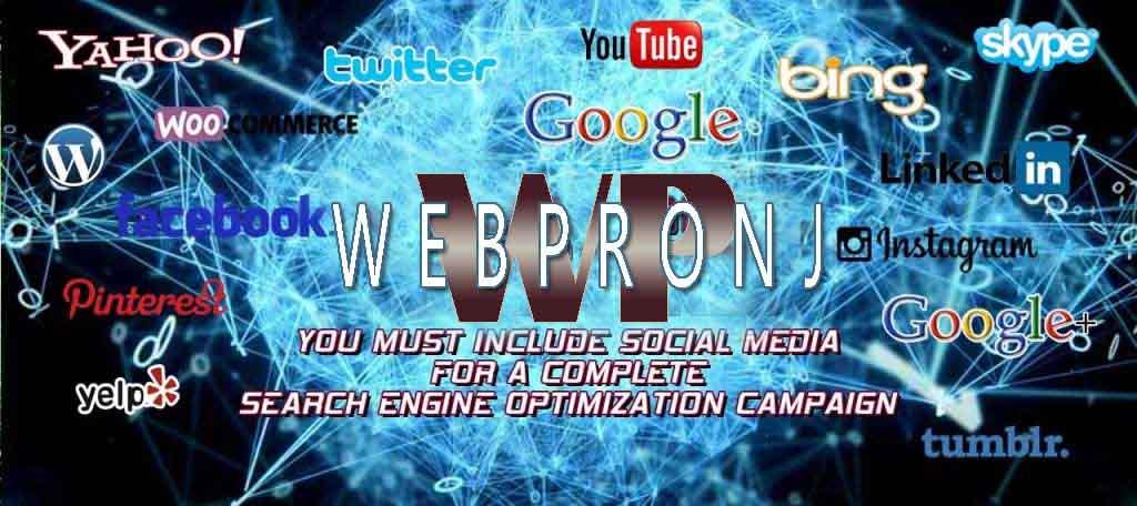 WebProNJ - Social Media Marketing