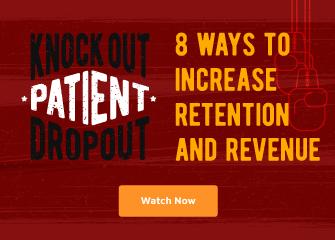 Mobile Ad Knock Out Patient Dropout Webinar