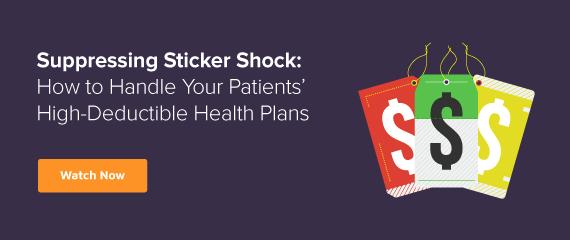 Desktop Ad Suppressing Sticker Shock Webinar