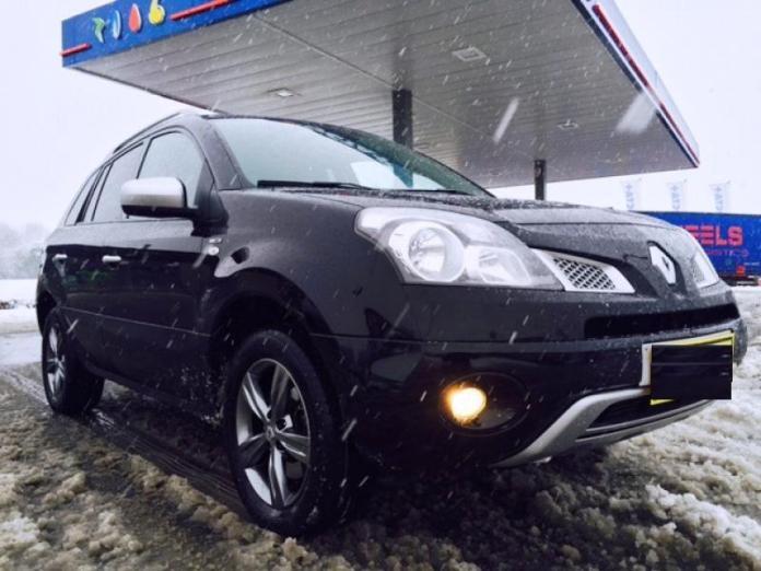 Renault Koleos Bose Edition 2 0 Dci 150 4x2 80800 Km