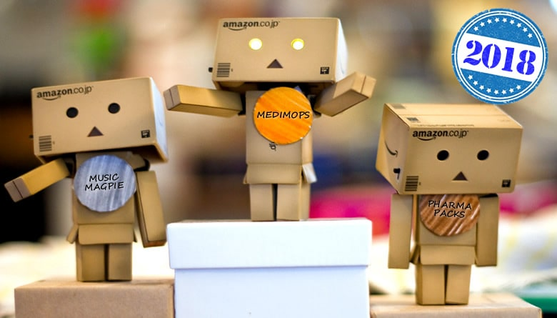 The World's Top Amazon Marketplace Sellers 2018