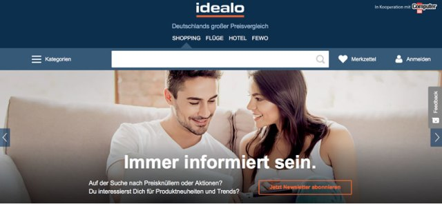 Idealo screenshot