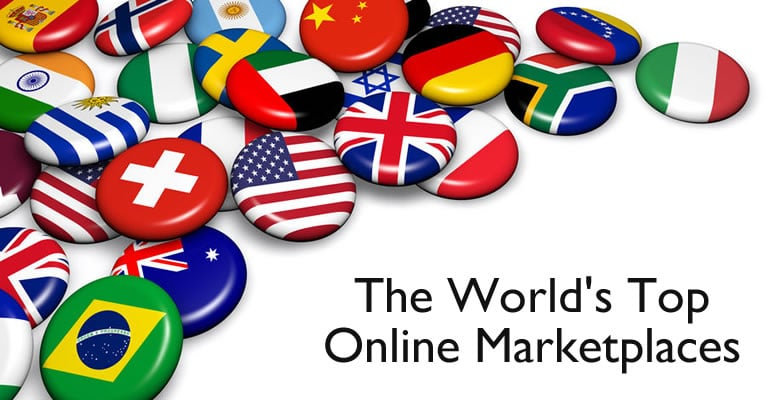 The World's Top Online Marketplaces 2019