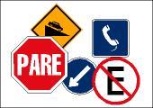 señal de tránsito