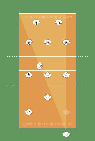 Voleibol Historia Medidas De Su Cancha Y Reglas De Juego Webscolar