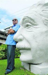 escultores y pintores famosos de panam