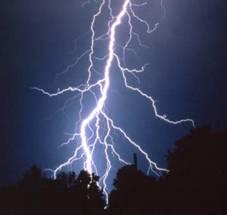 Tormentas y daños eléctricos