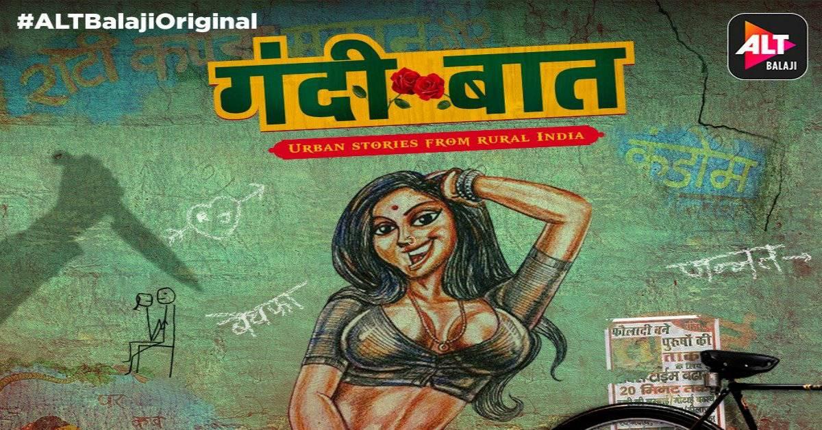 ALTBalaji Gandii Baat Season 3 Release Date, Cast, Trailer