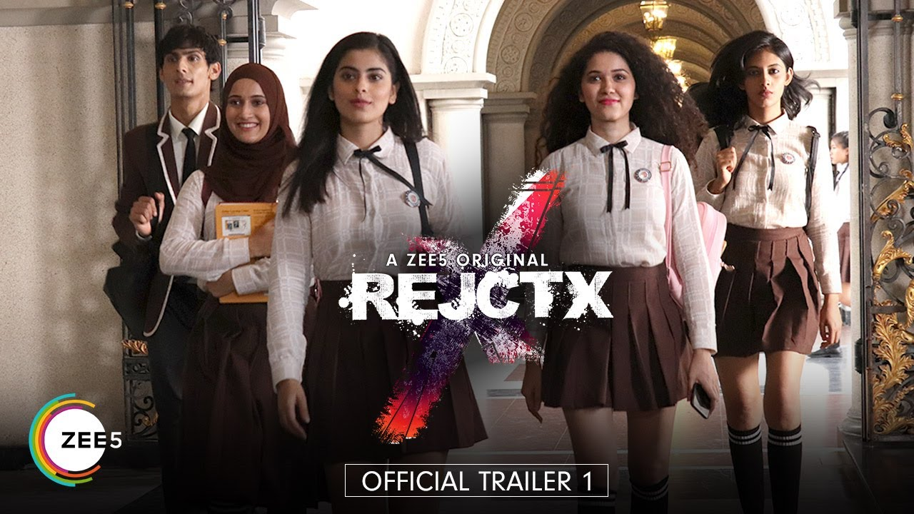 Zee5 Rejctx New Web Series Trailer