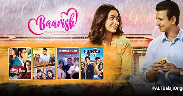 ALT Balaji Baarish Season 2 Release Date, Cast, Trailer