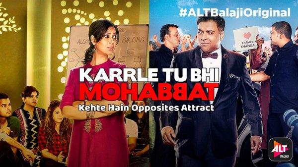 Altbalaji Karrle Tu Bhi Mohabbat Season 4 Release Date, Cast, Trailer,
