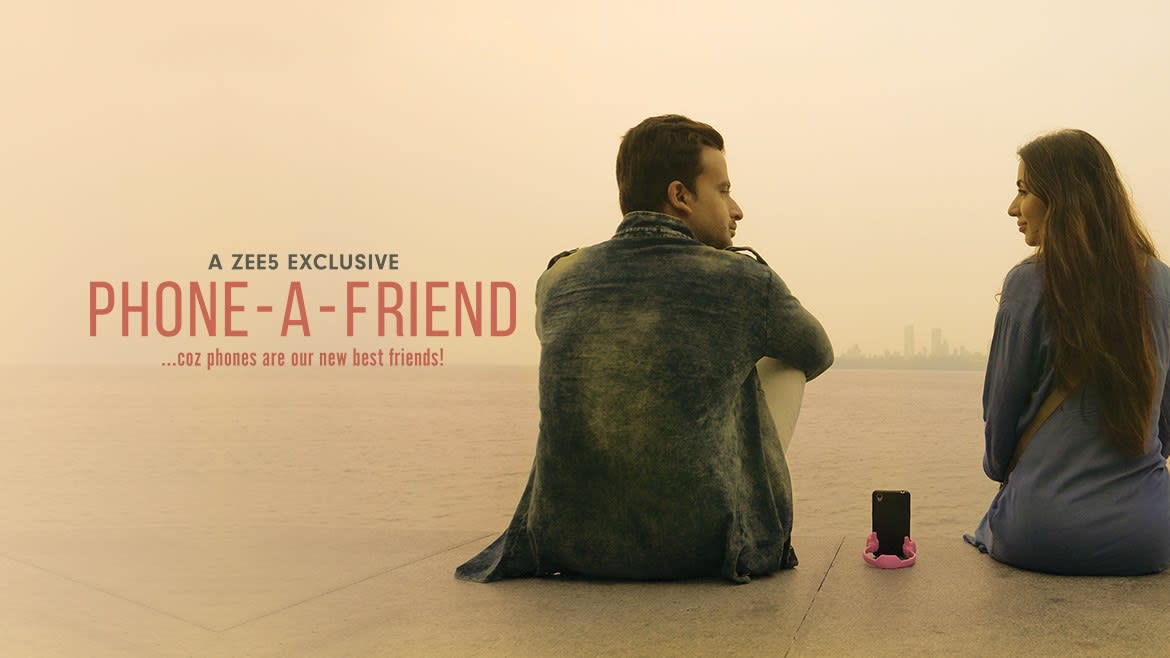 Zee5 Phone-a-Friend Release Date, Cast, Trailer, Review