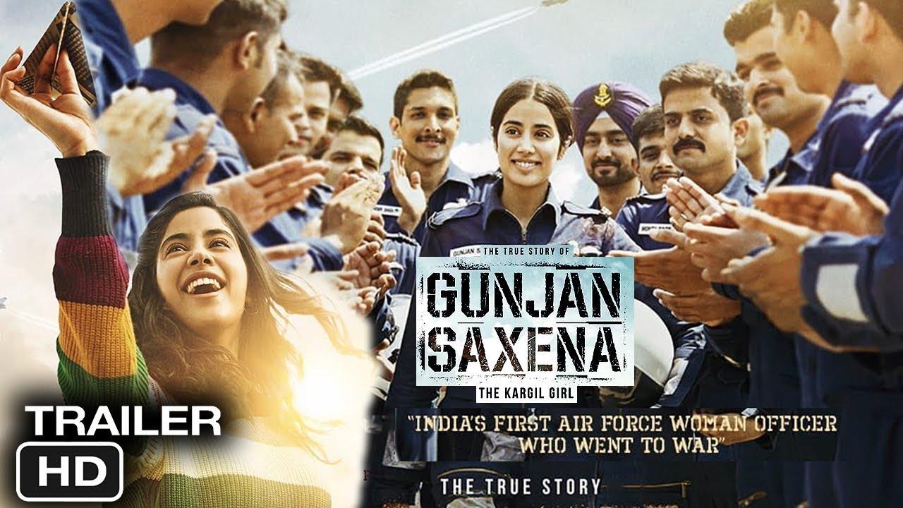 Gunjan Saxena The Kargil Girl Will Release On Ott Platform Web Series Reviews