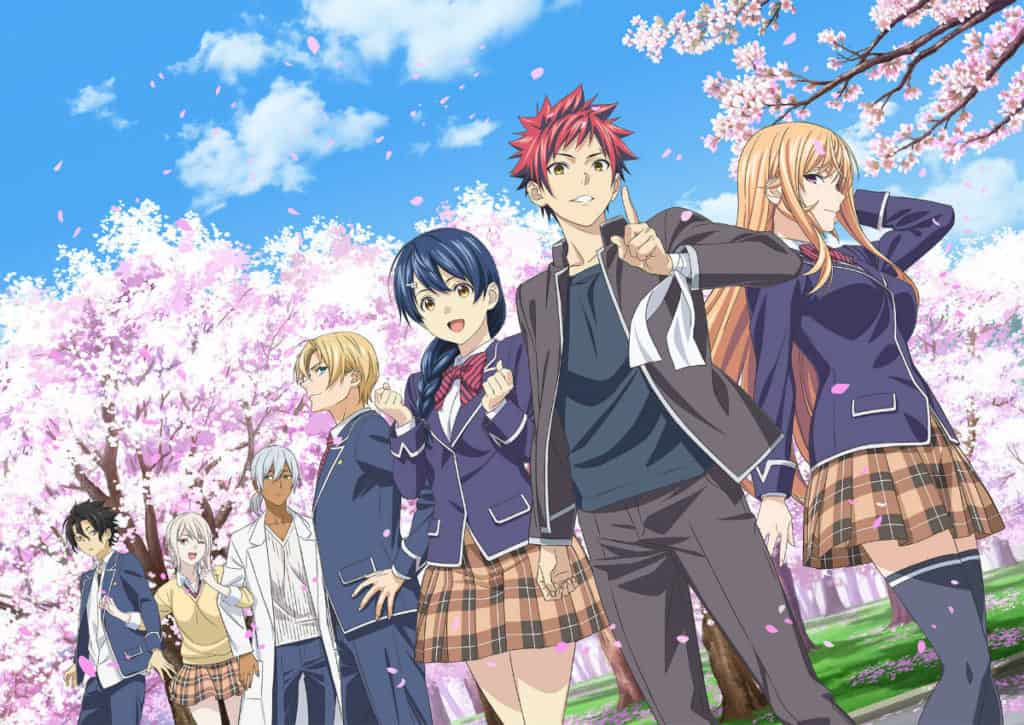 Food Wars Shokugeki No Soma Season 6 Release Date, Episods, Cast, Trailer